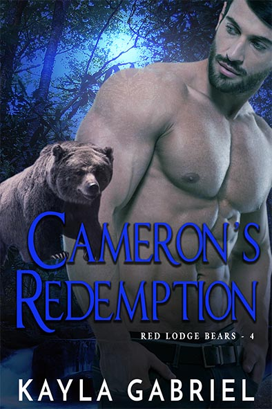 book cover for Cameron's Redemption by Kayla Gabriel