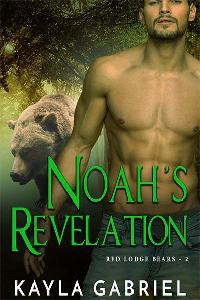 book cover for Noahs Revelation by Kayla Gabriel